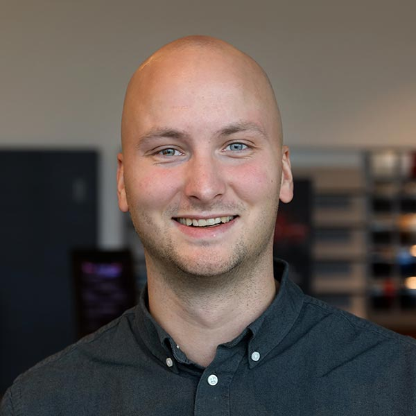 Johan Hagenfeldt, transportbilssäljare Motornova