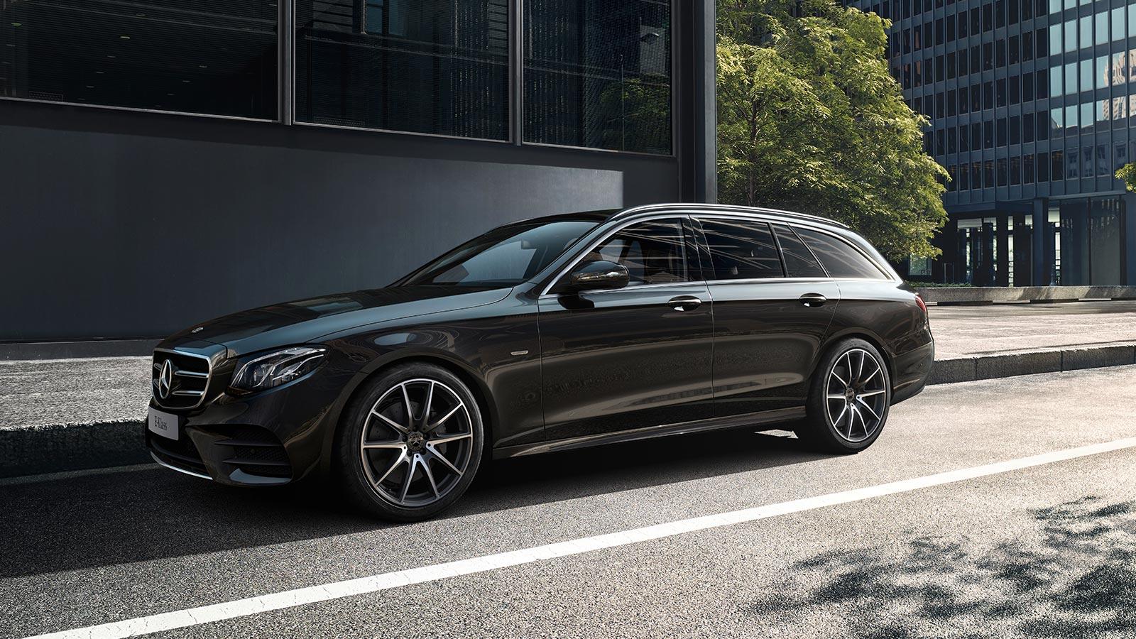 Mercedes-Benz E-Klass Sportstyle
