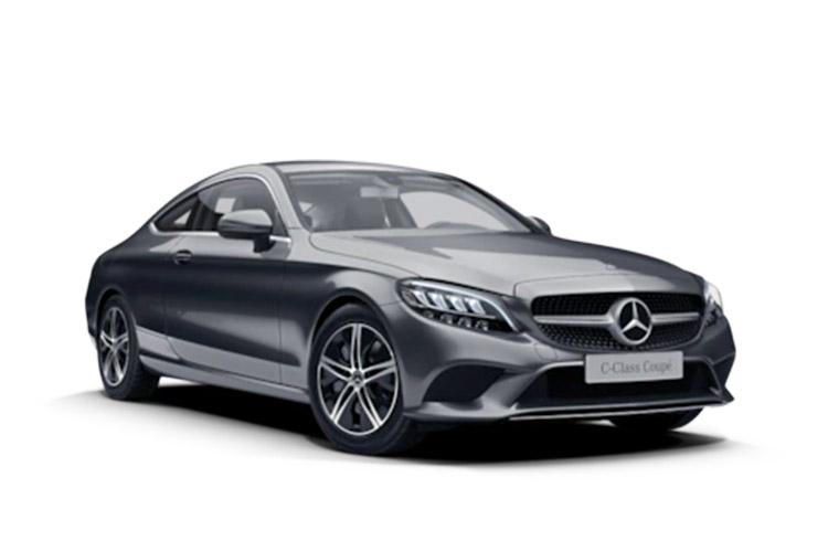 Mercedes-Benz C-Klass Coupé | Motornova