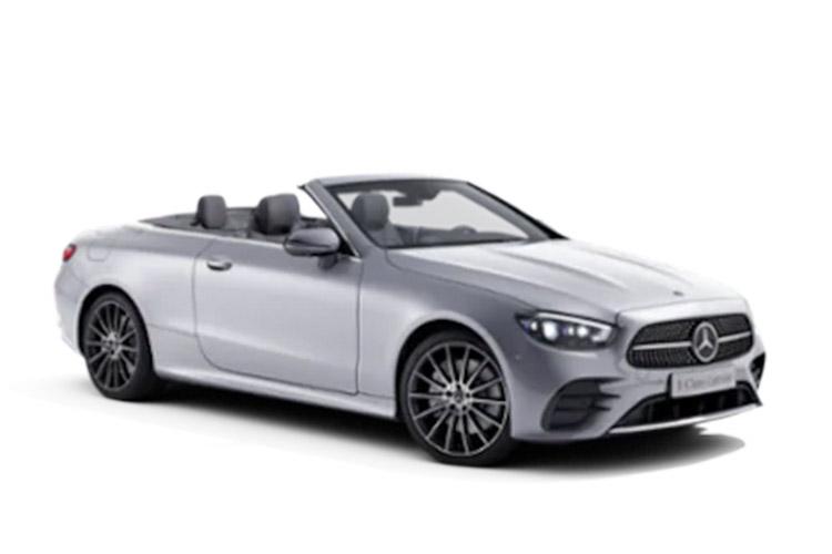 Mercedes-Benz E-Klass Cabriolet | Motornova