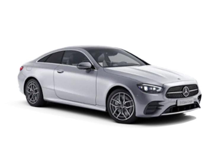 Mercedes-Benz E-Klass Coupé | Motornova