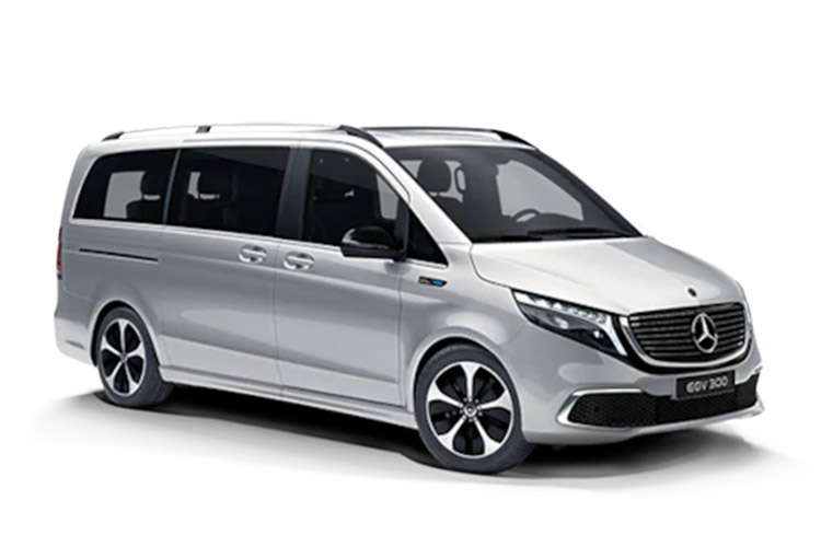 Mercedes-Benz EQV | Motornova