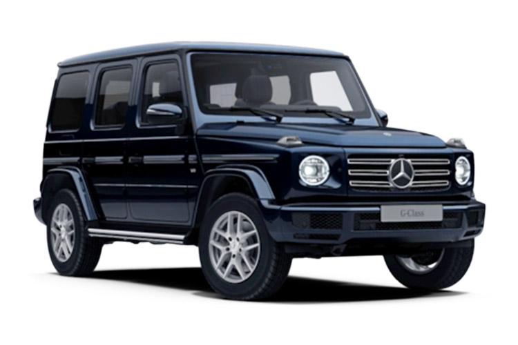 Mercedes-Benz G-Klass | Motornova