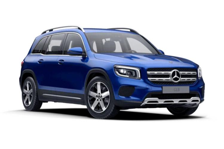 Mercedes-Benz GLB SUV | Motornova
