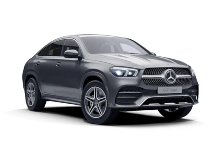 Mercedes-Benz GLE Coupé | Motornova